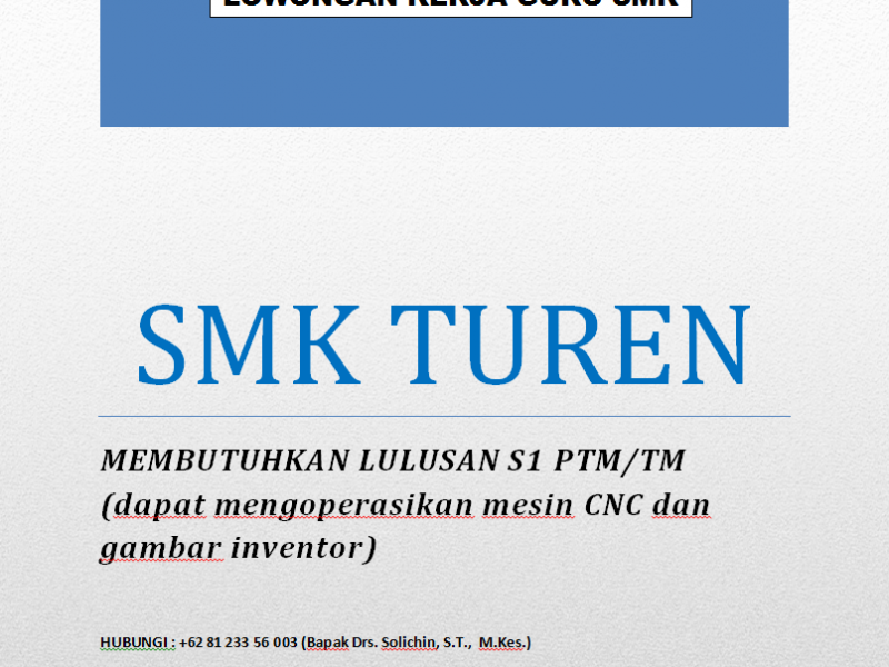 SMK TUREN